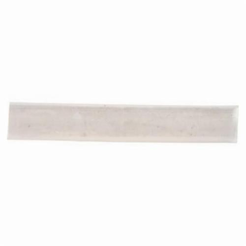 Brady® HSB-24 BradyMark® Type HSB Hot Stamper Heat Shrink Tubing, 0.046 in ID Recovered, 0.02 in Wall THK Recovered, 100 ft L, Material, Domestic