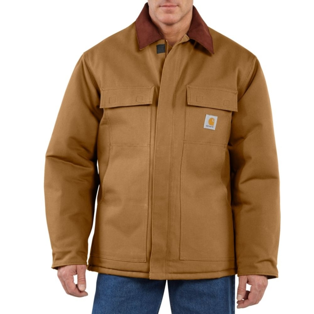Men's Carhartt Duck Traditional Coat