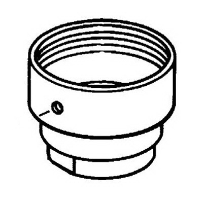 Dynabrade® 54467 Retaining Ring, For Use With Dynaline® 57400 and 57402 2400 spm Air Powered Finishing Sander