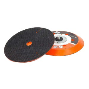 Dynabrade® 56268 Non-Vacuum Backing Pad, 6 in Dia, Hook Attachment