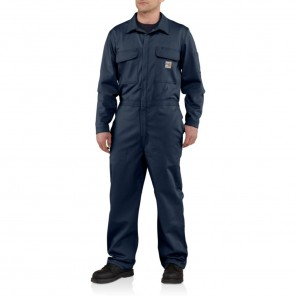 Men's Carhartt Flame-Resistant Classic Twill Coverall