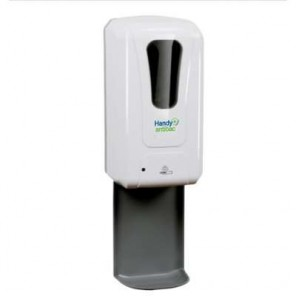 Handy Antibac 24741000 Instant Hand Sanitizer Dispenser (1200 ml) with Tray