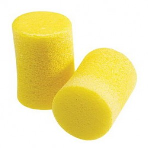 E-A-R™ Classic™ Uncorded Disposable Ear Plug, Cylindrical, 29 dB, Yellow Plug