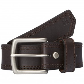 "Men's 5.11 Tactical 1.5"" ARC LEATHER BELT"