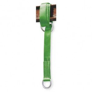Miller™ 8183/6FTGN, 400lb D-Ring Temporary/Cross-Arm Anchorage Connector Strap, 6 ft.