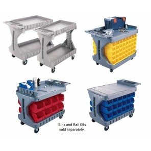 THE PROCART™, Rail Kit for Large Cart