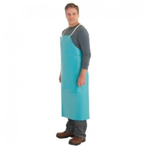 HEAVY DUTY PVC(VINYL) APRON STOMACH PATCH 33 X 44 18mil GREEN PVC-45GSP 56-102-33X44