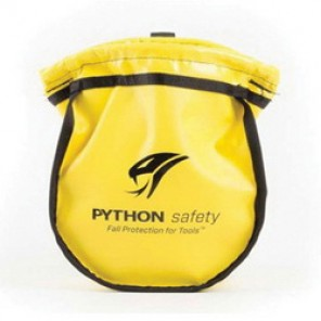 Bahco® 4750-2PP-1 Tool Pouch, 11 in H x 9 in W, 2-Pocket, Polyester