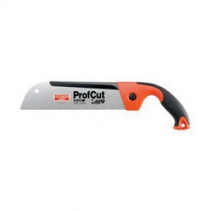 Bahco® Profcut™ PC-9-9/17-PS Japanese Style Pull Saw, 2 Cutting Edges, 9 in L