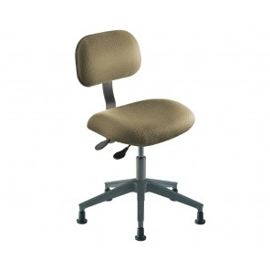 "BTR SERIES CHAIRS, Seat Height Adj.: 17-22"", Feet: Casters"