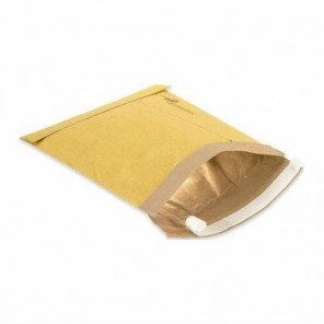 8-1/2 x 14-1/2  Kraft #3 Self-Seal Padded Mailers""