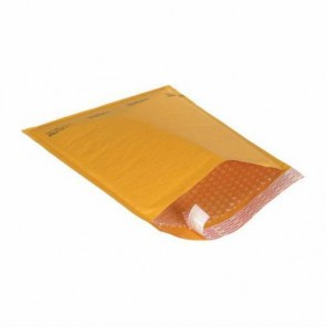 10-1/2 x 16  Kraft #5 Self-Seal Bubble Mailers""