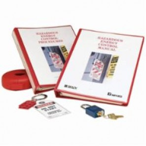 Brady® 65558 Lockout Compliance Manual
