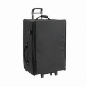 Brady® 76802 Carrying Case With Wheels, For Use With GlobalMark® 76798 and 76800 Printer, Black