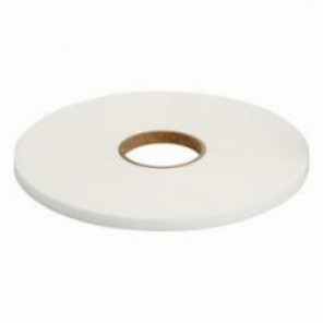 Brady® 78272 Bradyfoam™ Roll Mount Foam Tape, 1/2 in W x 36 yd L, 1/16 in THK, B-156 Foam, White