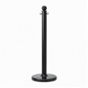 Brady® 80937 Bradylink® Small Warning Post With C-Hook, 2-1/2 in Dia x 40 in H, Solid Polystyrene Post