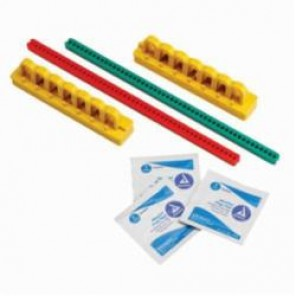 Brady® 90891 Lockout Kit, 7 Pieces, Red/Green/Yellow, Plastic, For Use With Single and Multipole Breakers
