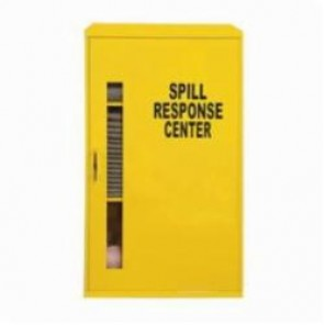 Brady® SC-Cabinet Spill Control Cabinet, Yellow