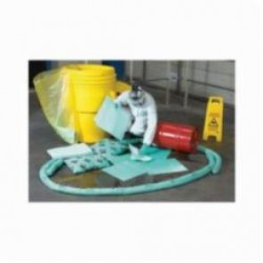 Brady® SKH-55 Hazwik® Spill Kit, 55 gal Drum, Yellow
