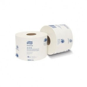 TORK® 161990 Universal Bath Tissue Roll With Opticore®, 5.6 in Dia, 3.8 in W x 288.33 ft L, White