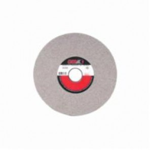 CGW® 37700 Straight Surface Grinding Wheel, 7 in Dia x 1/2 in THK, 1-1/4 in, 46/Medium, Mono-Crystalline Aluminum Oxide Abrasive