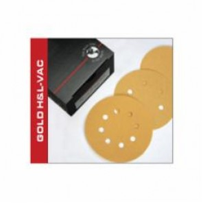 CGW® 49970 Open Coated Abrasive Disc, 6 in Dia, P40/Coarse, Aluminum Oxide Abrasive, Hook and Loop
