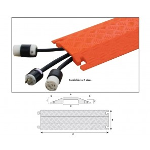 OPTIONS FOR FASTLANE® SMALL DROP OVER PROTECTORS, Optional Rubber Pad Kit, Use w/Protector: HFL1X1.5