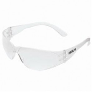 MCR Safety BearKat® BK110 Safety Glasses with Clear Lens Soft Non-Slip Temple, 12 Per Box