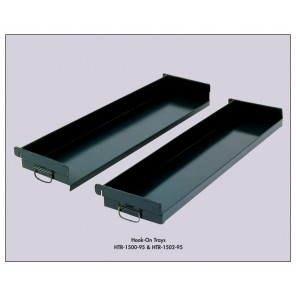"ADJUST-A-TRAY TRUCK - HOOK-ON TRAYS, Open front, Size W x D x H: 36 x 15 x 6"", Tray Cap.: 7-6"""
