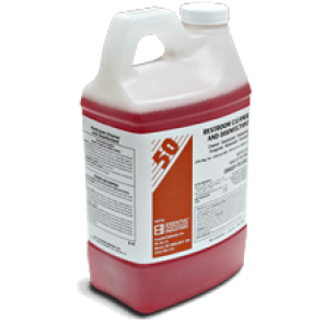 Restroom Cleaner And Disinfectant #50 Concentrated, 4 - 2 Liter Bottles/Case