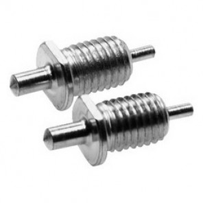 Facom® FA-117.E4 Round Pin Replacement, 7 - 9 mm, 9/32 and 11/32 in Dia x 19/32 in L Pin, 1-3/16 in L, Steel, Satin