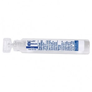 Eye Wash, single use, 1/2 ounce tube 4724