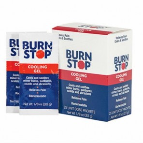 BURN STOP BURN GEL 3.5GM 25/BOX