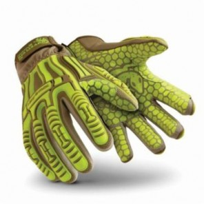 HexArmor® 2030 Rig Lizard® Leather Palm Gloves