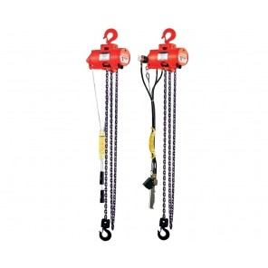 COFFING CAH AIR HOIST, Cap. (lbs.): 1000, Cap. Tons: 42737, Lift Speed: 45, Headroom (In.): 15-1/4""