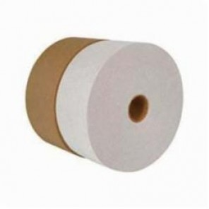 ipg® K72005 Medium Duty Reinforced Water Activated Tape, 70 mm W x 137 m L, 6 mil THK, Kraft Paper, Natural
