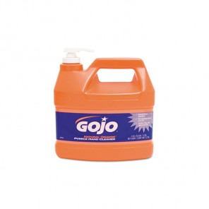 GOJO Natural Orange Pumice Hand Cleaner Orange Citrus 1 gal Pump