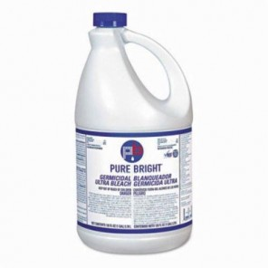 Liquid Bleach - 1 Gal Bottle, 6/Case