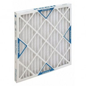 "Koch Filter® 102-700-021 20"" x 25"" x 2""  Multi-Pleat XL8™ Standard Capacity Pleated Filter"