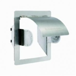 Kimberly Clark; 09611 Coreless Recessed Standard Roll Adapter E Kit, 6-1/4 in H x 6-3/4 in W x 4-1/2 in D