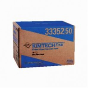 Kimtech Prep; Kimtex; 33352 Cleaning Wiper, 180 Sheets, 12.1 in W, Meltblown