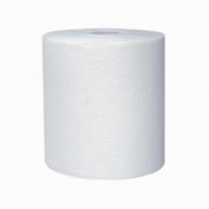Kleenex® 01080 Hard Roll Towel, 425 ft L x 8 in W, Paper, White