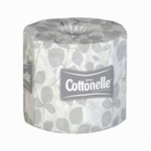 Kleenex® Cottonelle® 13135 Bathroom Tissue, Paper