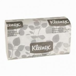 Kleenex® 13254 Multi-Fold Towel, 50% Recycled Fiber, White