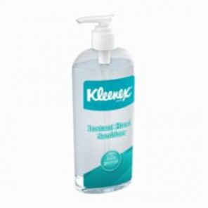 Kleenex® 93060 Instant Hand Sanitizer, 8 oz, Bottle Packing, Gel, Pleasant/Citrus, Clear
