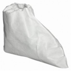 KleenGuard; 36880 Boot Cover, Universal, White, Elastic Closure, SMS Fabric