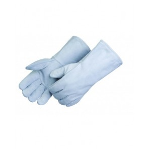 Liberty Glove E7270/RHO Grey Leather Welding Glove -Right Hand Only, Sold By Each = 1 Glove