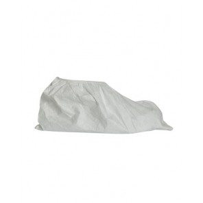 """TY450S Tyvek Shoe Cover 5"""" Height Elastic Opening, 100pairs/case"""