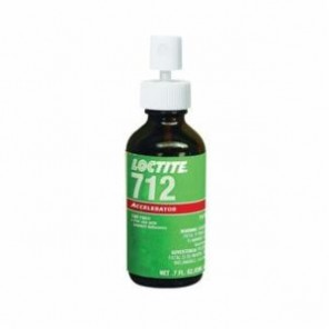 Loctite® 18636 1-Part Very Low Viscosity Accelerator, 7 oz Metered-Mist Bottle, Aerosol, Clear, Colorless, 0.79