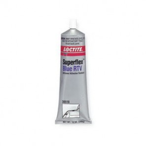 Loctite® 30518 RTV Gasket Sealant, 12 oz Tube, Paste, Blue, 1.04